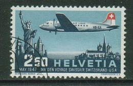 Suisse//Schweiz//Svizerra // Switzerland//Poste Aérienne  No.42