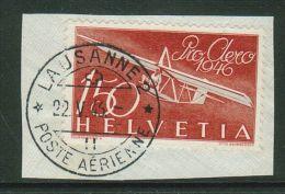 Suisse//Schweiz//Svizerra // Switzerland//Poste Aérienne Pro-Aéro No.41