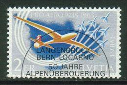 Suisse//Schweiz//Svizerra // Switzerland//Poste Aérienne Pro-Aéro No. 46