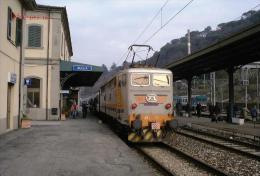 FS E.646.167- Old Steam Trains Postcard Collector - Trenes
