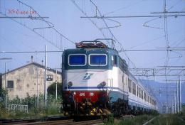 FS E.646.192- Old Steam Trains Postcard Collector - Trenes