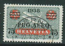 Suisse//Schweiz//Svizerra // Switzerland//Poste Aérienne  Pro-Aéro No. 26