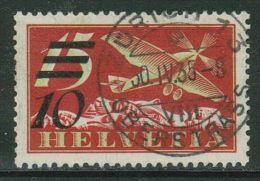 Suisse//Schweiz//Svizerra // Switzerland//Poste Aérienne   No. 19a