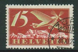 Suisse//Schweiz//Svizerra // Switzerland//Poste Aérienne   No. 3