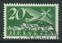 Suisse//Schweiz//Svizerra // Switzerland//Poste Aérienne   No. 4z