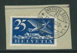 Suisse//Schweiz//Svizerra // Switzerland//Poste Aérienne   No. 5