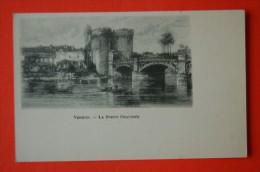 CPA - VERDUN (55) - Porte Chaussée - Verdun