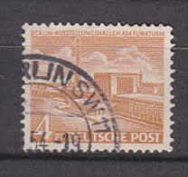 BERLIN 112, Gestempelt, Berliner Bauten - Used Stamps