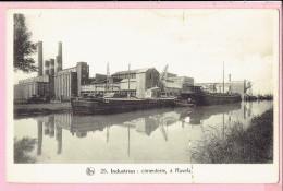 25. Industries: Cimenterie, à Ravels - Ravels