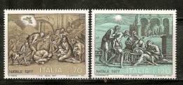 IT340 - ITALIA - Sassone 1399/0 ** - Natale 77 - 1971-80:  Nuovi