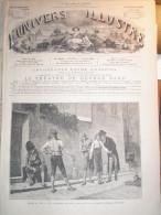 SALON 1876 JUGLAR /TROUVILLE BAINS DE MER - Magazines - Before 1900