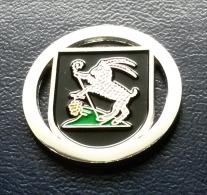 Ockfen Wappen Einkaufswagenchip EKW Chip Jeton Caddie - Jetons De Caddies