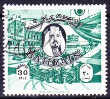 Bahrein - Flughafen/Airport (Mi.Nr. 153) 1966 - Gest. Used Obl - Bahreïn (1965-...)