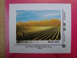 2012_06. Collector Nord Pas-de-Calais 2012. Marais Jésus. Adhésif Neuf [champ Agriculture Field] - Collectors