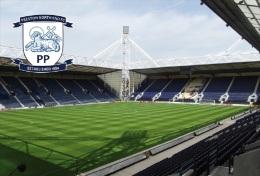 Stadium Deepdale (Preston North End FC,England) Postcard - Size: 15x10 Cm. Aprox - Football