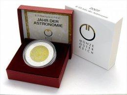Autriche 2009 : 25€ En Argent Et Niobium - Disponible En France - Austria