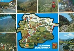 CPM - VALLS D'ANDORRA - Bonics Paisatges Andorrans - Andorre
