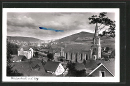 AK Müdersbach, Panorama über Die Stadt - Germany