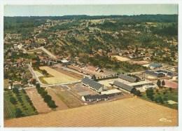 Saint-Marcel   (27.Eure)  Vue Aérienne - La Piscine ,l'Ecole J Ferry - Francia