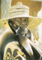 Lesotho Africa Afrique - Mosotho Man - Homme - Unused - 2 Scans - Lesotho