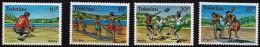 Tokelau Scott    60-72  Mint NH Rugby Cricket VF  CV 2.60 - Tokelau
