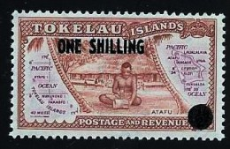 Tokelau Scott     5 Mint Hinged  VF  CV 4.25 - Tokelau