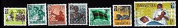 Tanganyika & Zanzibar Scott     5-12 Short Set  Mint NH   VF  CV 1.35 - Tanganyika (...-1932)