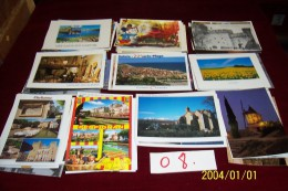 LOT DE 50 CARTES DE FRANCE - Cartes Postales