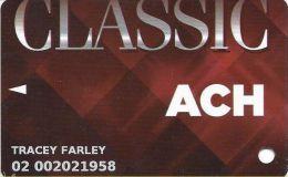 ACH Casino Atlantic City NJ - Classic Level Slot Card - Casino Cards