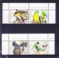 AUSTRALIE 1998 SG 1683/6 ** MNH, WWF .  (5R75) - Moineaux