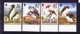 FALKLAND 2002, SG 937/40 ** MNH .  (5R92) - Pingouins & Manchots