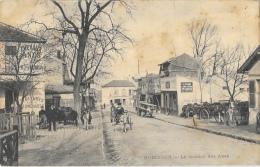 Robinson - La Location Des ânes - Voitures Pour Promenades - Carte Précurseur, Non Circulée - Le Plessis Robinson