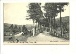 Vresse Routes De Petit Fays Et Alle - Vresse-sur-Semois