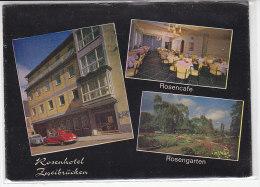Rosenhotel Zweibrücken - 1963 - Zweibruecken