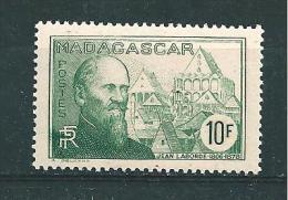 Colonie   Madagascar Timbres De 1939/40  N°225   Neufs * - Neufs