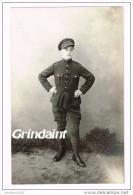 CARTE PHOTO CAMP DE PRISONNIER 14-18 DE GUSTROW ALLEMAGNE 24-07-1917 - Güstrow