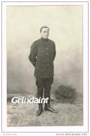 CARTE PHOTO CAMP DE PRISONNIER 14-18 DE GUSTROW ALLEMAGNE 3 JUILLET 1917 - Güstrow
