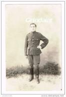 CARTE PHOTO CAMP DE PRISONNIER 14-18 DE GUSTROW ALLEMAGNE 3-08-1917 - Güstrow