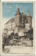 Montbéliard - Le Château - 1927  - CR4 - Montbéliard