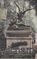 CPA 77   PROVINS  JARDIN GARNIER MONUMENT TB ETAT - Provins