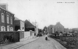 Saintes - Rue De La Station. - Tubeke