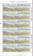 F2376  XX  MNH  POSTGAAF  NEUF  PLNR=1  7/6/90 - Hojas Completas