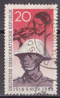 Gh_ DDR -  Mi.Nr. 662 -  Gestempelt Used - Gebraucht