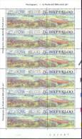 F2376  XX  MNH  POSTGAAF  NEUF  PLNR=2  7/6/90 - Hojas Completas