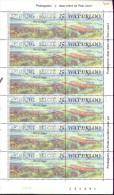 F2376  XX  MNH  POSTGAAF  NEUF  PLNR=1  11/6/90 - Hojas Completas