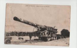 ARTILLERIE - Canon De 340 M/m Berceau - Guerre 14-18 - 1914-18