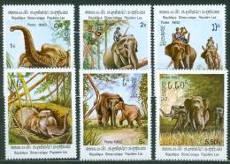 Laos 1982 Elephant MNH** - Lot. 4469 - Laos