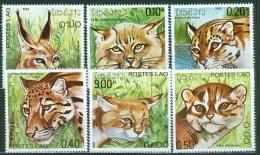 Laos 1981 Animals MNH** - Lot. 4475 - Laos