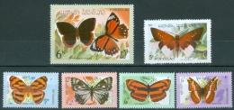 Laos 1982 Butterflies MNH** - Lot. 4476 - Laos