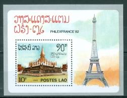 Laos 1982 PHILEXFRANCE '82 MNH** - Lot. A43 - Laos